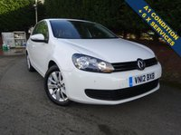USED 2012 12 VOLKSWAGEN GOLF 1.4 MATCH TSI 5d 121 BHP