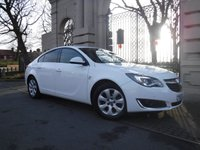 USED 2016 65 VAUXHALL INSIGNIA 1.6 SRI NAV CDTI S/S 5DOOR 134 BHP ****FINANCE ARRANGED****PART EXCHANGE WELCOME***APPLE CAR PLAY*SATNAV*£20TAX*DAB*BLUETOOTH*6SPEED*CLIMATE*AC