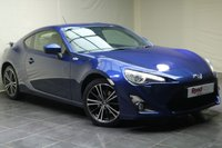 USED 2013 63 TOYOTA GT86 2.0 D-4S 2d 197 BHP TOYOTA FSH + NAV + BLUETOOTH + KEY LESS ENTRY + CRUISE CONTROL