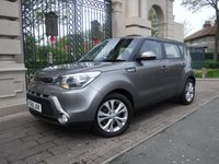 USED 2016 65 KIA SOUL 1.6 CRDI CONNECT 5d AUTO 134 BHP ****FINANCE ARRANGED****PART EXCHANGE WELCOME***CRUISE*DAB*BLUETOOTH*KIA SH*AUTO LIGHTS*DRIVING MODES