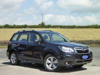 USED 2015 65 SUBARU FORESTER 2.0 D XC PREMIUM 5d AUTO 145 BHP VERY LOW MILES, LOVELY EXAMPLE, XC AUTO, GREAT MPG