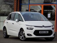USED 2015 65 CITROEN C4 PICASSO 1.6 BlueHDi Exclusive + 5dr ** Sat Nav + Pan Roof **