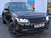 USED 2016 D LAND ROVER RANGE ROVER 3.0 TDV6 VOGUE 5d Family SUV AUTO Highest Spec and Lowest Mileage Example in the UK You Must View and Test Drive to Appreciate this Unique Vehicle FULL LAND ROVER SERVICE HISTORY SAT NAV + DAB RADIO + TV + BLUETOOTH ELECTRIC SUNROOF + CRUISE CONTROL REAR MEDIA SCREENS + DUAL VIEW SCREEN REVERSING CAMERA + LEATHER INTERIOR