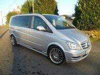2011 MERCEDES-BENZ VIANO 3.0 122 CDI BLUEEFFICENCY AVANTGARDE 5d AUTO 224 BHP £12999.00
