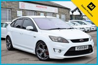USED 2010 59 FORD FOCUS 2.5 ST-2 5d 223 BHP