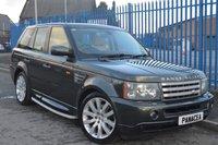 2005 LAND ROVER RANGE ROVER SPORT 4.2 V8 S/C 5d AUTO 385 BHP £5995.00