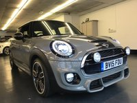 USED 2015 15 MINI HATCH 2.0 CHALLENGE 210 EDITION 3d AUTO 189 BHP WHAT A CAR!!! VERY RARE, 1 0F 38 AUTOS MADE, FULL SPEC INC SAT NAV, LEATHER, CAMERA, HEADS UP, VIEWING IS A MUST
