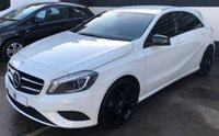 USED 2014 14 MERCEDES-BENZ A CLASS 1.8 A200 CDI BLUEEFFICIENCY SPORT 5DR 136 BHP NOW SOLD - SIMILAR VEHICLES WANTED