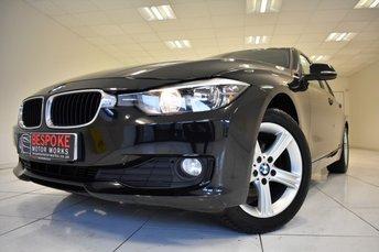 2012 BMW 3 SERIES 320D SE SALOON £9250.00