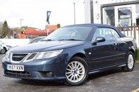 2007 SAAB 9-3 1.9 LINEAR SE TID 2d AUTO 150 BHP £4995.00