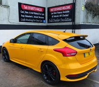 USED 2016 16 FORD FOCUS ST-3 2.0 TDCi 185 BHP 5DR, NAVIGATION, BLACK STYLE PACK. DEPOSIT TAKEN - SIMILAR VEHICLES REQUIRED