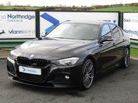 USED 2015 15 BMW 3 SERIES 2.0 320D M SPORT 4d 181 BHP