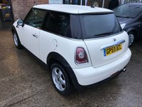 USED 2010 59 MINI HATCH ONE 1.4 ONE 3d 94 BHP