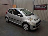 2009 PEUGEOT 107 1.0 URBAN 5d AUTO 68 BHP £2995.00