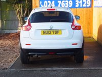 USED 2012 12 NISSAN JUKE 1.6 ACENTA PREMIUM 5d 117 BHP CLEAN CAR WITH SERVICE HISTORY
