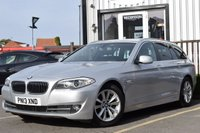 USED 2013 13 BMW 5 SERIES 3.0 530D SE TOURING 5d 255 BHP ONE OWNER+FULL BMW HISTORY