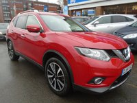 USED 2015 64 NISSAN X-TRAIL 1.6 DCI TEKNA 5d 130 BHP PAN ROOF, NAV, HEATED SEATS