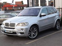 2009 BMW X5 3.0 SD M SPORT 5d AUTO 282 BHP £13995.00