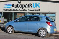 USED 2008 08 VAUXHALL CORSA 1.4 DESIGN 16V 5d 90 BHP LOW DEPOSIT OR NO DEPOSIT FINANCE AVAILABLE