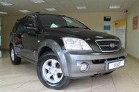 2006 KIA SORENTO 2.5 XS CRDI 5d AUTO 139 BHP £3995.00