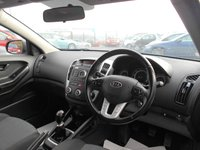 USED 2011 11 KIA CEED 1.4 PRO CEED VR-7 3d 89 BHP 2 OWNERS FROM NEW+GOOD HISTORY