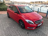 2013 MERCEDES-BENZ B CLASS 1.8 B180 CDI BLUEEFFICIENCY SPORT 5d AUTO 109 BHP £SOLD