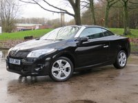 USED 2011 P RENAULT MEGANE 1.4 DYNAMIQUE TOMTOM TCE 2d 130 BHP