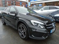 USED 2015 65 MERCEDES-BENZ GLA-CLASS 2.1 GLA 200 D AMG LINE 5d 134 BHP ONLY 16,000 MILES!