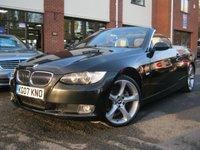USED 2007 07 BMW 3 SERIES 3.0 325I SE 2d AUTO 215 BHP