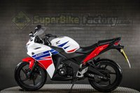 USED 2017 67 HONDA CBR125  GOOD & BAD CREDIT ACCEPTED, OVER 600+ BIKES IN STOCK