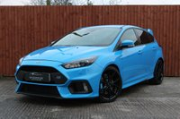 USED 2016 66 FORD FOCUS 2.3 RS 5d 346 BHP