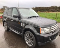 USED 2007 57 LAND ROVER RANGE ROVER SPORT 3.6 TDV8 SPORT HSE 5d AUTO 269 BHP 6 MONTHS PARTS+ LABOUR WARRANTY+AA COVER