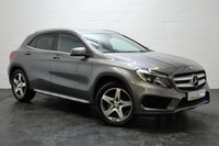 USED 2015 65 MERCEDES-BENZ GLA-CLASS 2.1 GLA200 CDI AMG LINE 5d 136 BHP 1 OWNER + MERCEDES HISTORY + REVERSING CAMERA + POWER BOOT