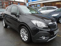 USED 2015 65 VAUXHALL MOKKA 1.6 SE CDTI 5d AUTO 134 BHP 1 OWNER, 26,000 MILES, HEATED SEATS