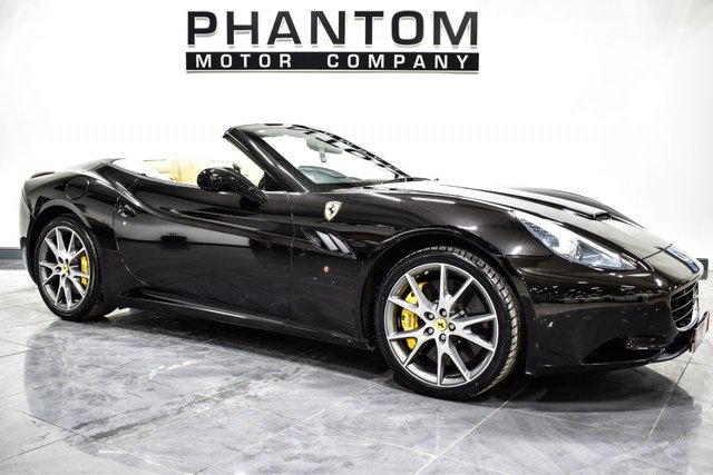 2009 59 FERRARI CALIFORNIA 4.3 2 PLUS 2 2d AUTO 460 BHP
