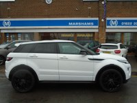 USED 2012 61 LAND ROVER RANGE ROVER EVOQUE 2.2 SD4 DYNAMIC LUX 5d AUTO 190 BHP PAN ROOF, SAT NAV, REAR CAMERA