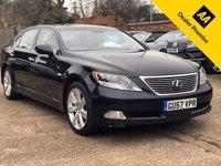 USED 2007 L LEXUS LS 5.0 600H L 4d 445 BHP Great spec car.