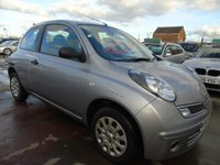 2009 NISSAN MICRA 1.2 VISIA GOOD SERVICE HISTORY DRIVES A1 £1295.00