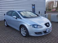 2007 SEAT LEON 1.6 SPECIAL EDITION 5d 102 BHP £3290.00