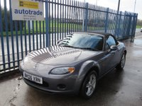 USED 2006 06 MAZDA MX-5 2.0 Option Pack 2dr