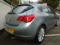 USED 2010 59 VAUXHALL ASTRA 1.6 SE 5d 113 BHP GUARANTEED TO BEAT ANY 'WE BUY ANY CAR' VALUATION ON YOUR PART EXCHANGE