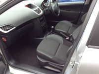 USED 2009 59 PEUGEOT 207 1.4 S 5d 95 BHP LOW MILEAGE ONLY 31000