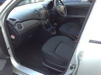 USED 2012 62 HYUNDAI I10 1.2 ACTIVE 5d 85 BHP ALLOYS + LOW MILEAGE