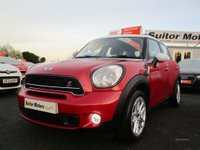 USED 2015 MINI COUNTRYMAN 2.0 COOPER SD AUTO ONE OWNER, MINI SERVICE HISTORY, RAC APPROVED