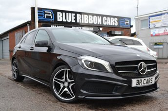 2015 MERCEDES-BENZ A CLASS 2.1 A220 CDI BLUEEFFICIENCY AMG SPORT 5d AUTO 170 BHP £13990.00