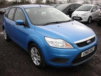 2010 FORD FOCUS 1.6 STYLE TDCI 5d 107 BHP £SOLD