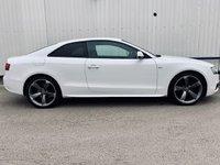 2011 AUDI A5 2.0 TDI S LINE BLACK EDITION 2d 168 BHP £10995.00