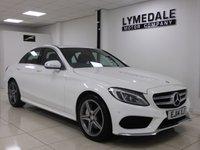 2014 MERCEDES-BENZ C CLASS 2.1 C250 BLUETEC AMG LINE 4d AUTO 204 BHP £17790.00