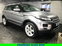 USED 2012 12 LAND ROVER RANGE ROVER EVOQUE 2.2 TD4 PURE 5d 150 BHP Bluetooth  :   DAB Radio    :   Full leather upholstery    :   Heated front seats    :   Meridian sound system  :    Rear parking sensors