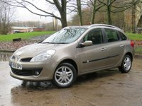 USED 2008 58 RENAULT CLIO 1.1 DYNAMIQUE 5d 101 BHP